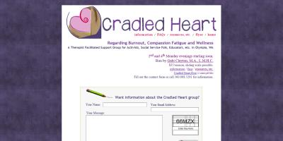 CradledHeart-homepage