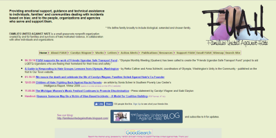FUAH-homepage