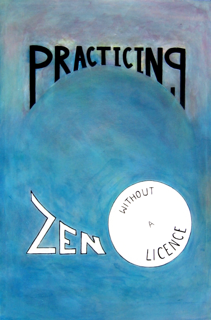This image has an empty alt attribute; its file name is Practicing-Zen-cover-676x1024.png